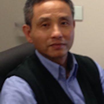 Dr Ming Wu Photo