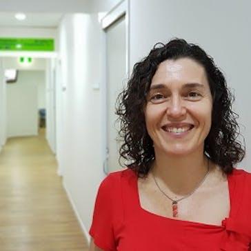 Dr Ingrid Weate Photo
