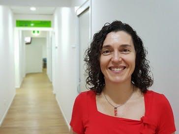 Photo of Dr Ingrid Weate
