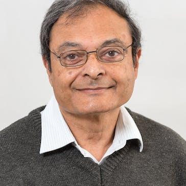 Dr Mahesh Chhanabhai Photo