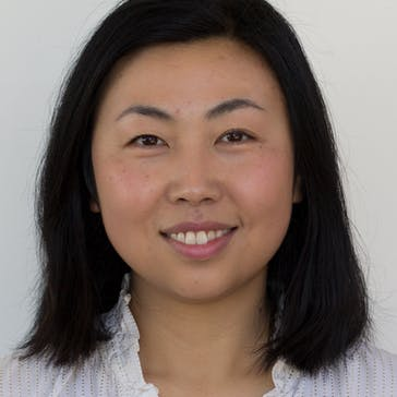 Dr Lucy Lu Photo