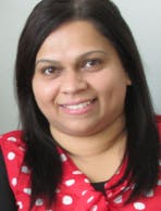 Photo of Dr Asha Jacob