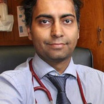 Dr Pankaj Malik Photo