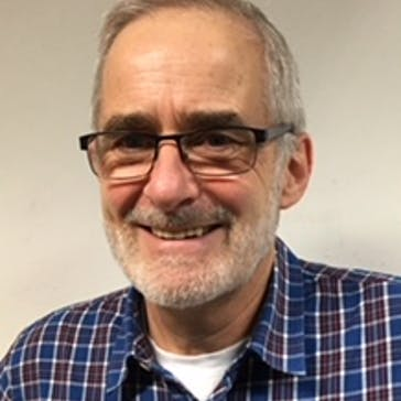Dr John Ainge Photo