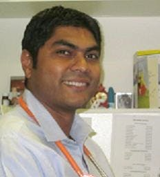Photo of Dr Sudeer Mahadeo