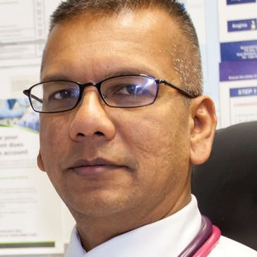 Dr Hemant Kumar Photo