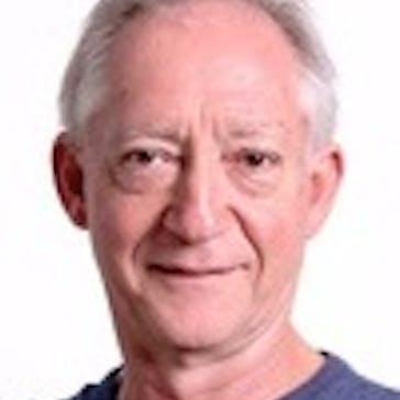 Dr Malcolm Hampson Photo