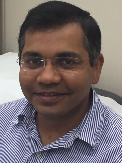Photo of Dr Senthil Govindarajan