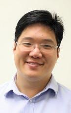 Photo of Dr Yi-Lee Phang