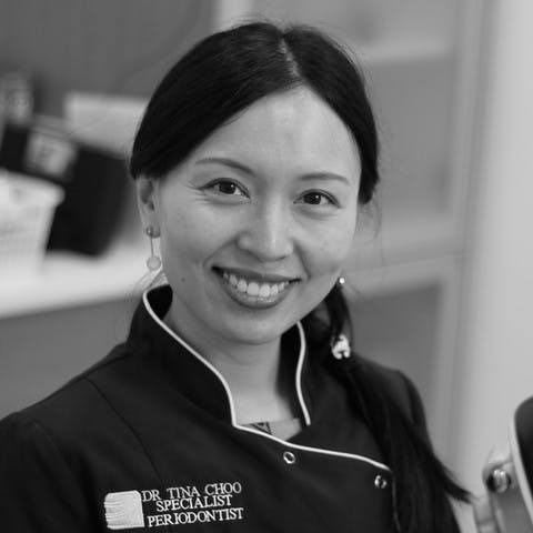 Photo of Dr Tina Choo, Specialist Periodontist