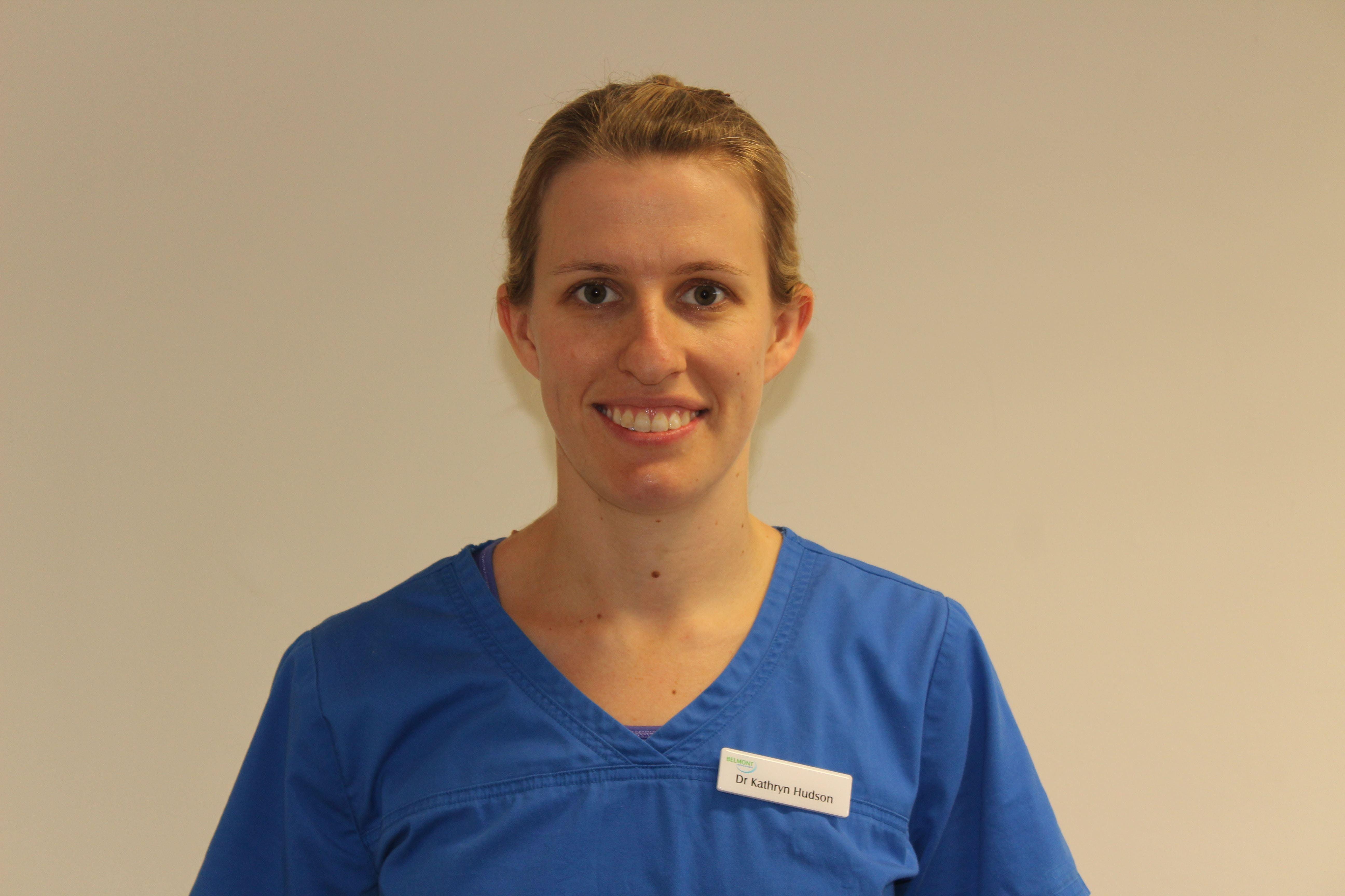 Photo of Dr Kathryn Handicott