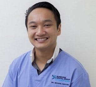 Photo of Dr Michael Nguyen