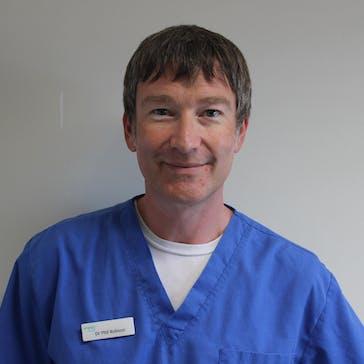 Dr Philip (Phil) Robson Photo