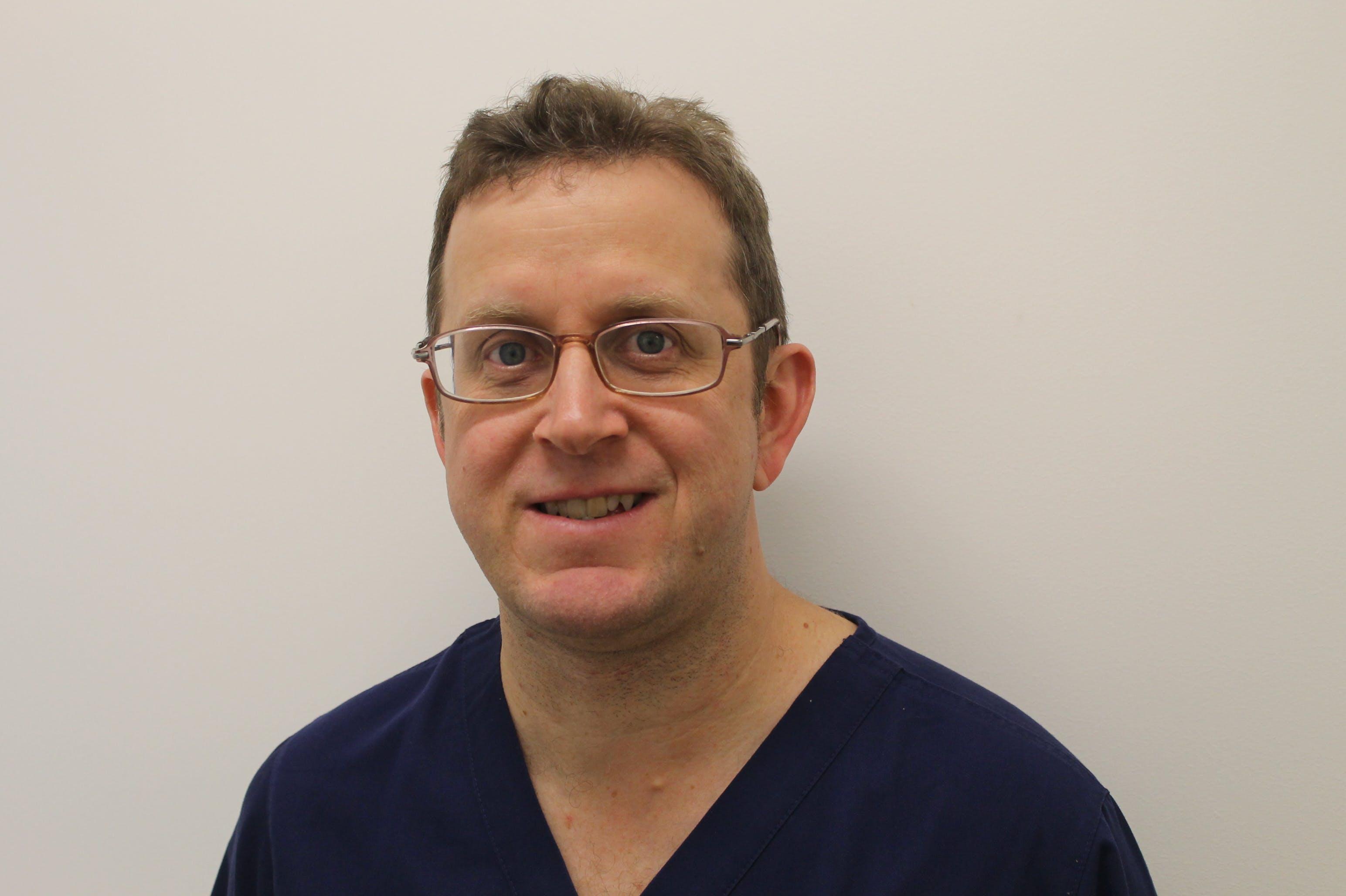 Photo of Dr Patrick Dohring
