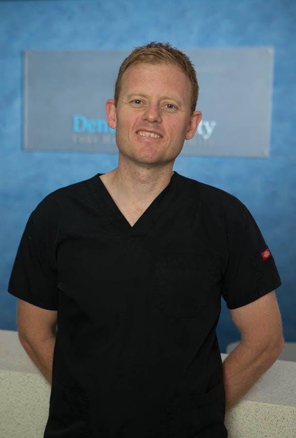 Photo of Dr James Sullivan