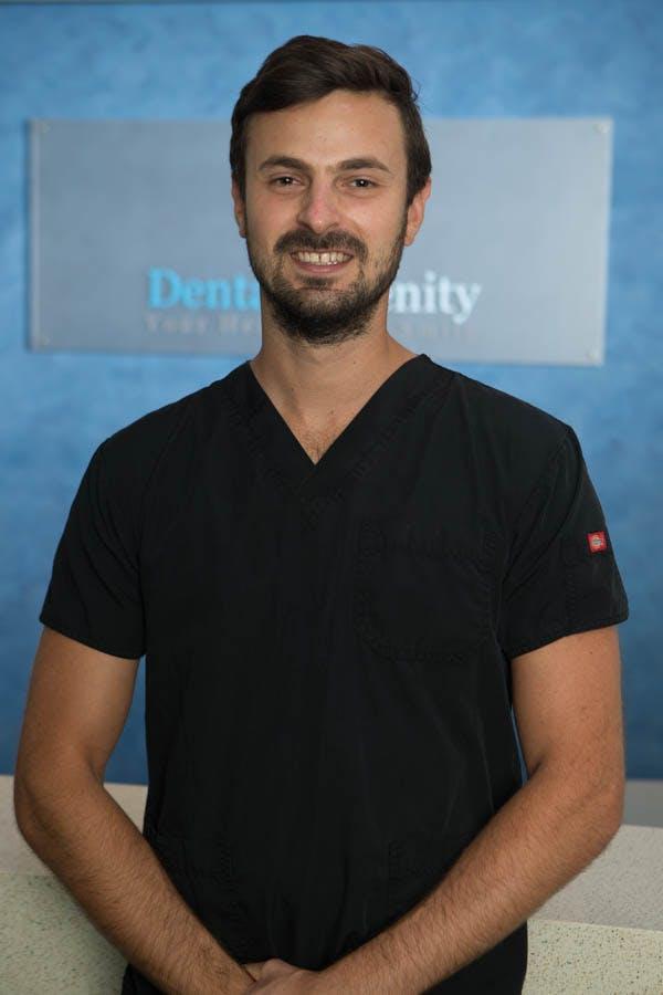 Photo of Dr Alex Ghannoum
