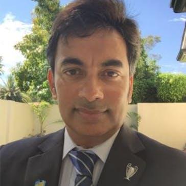 Dr Arjun Rao Photo