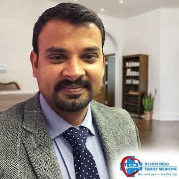 Dr Sudheer S. Gudipalli Photo