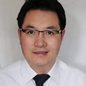 Dr Yong Zhang Photo