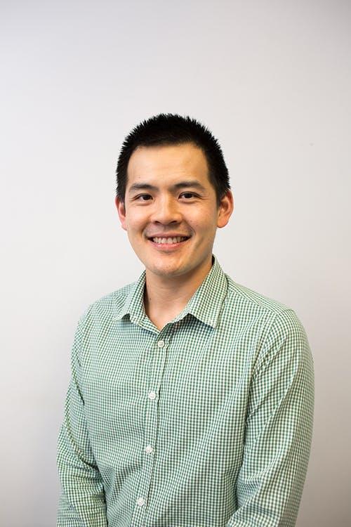 Photo of Dr Cang Van