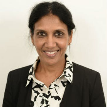 Dr Vasantha Origanti Photo