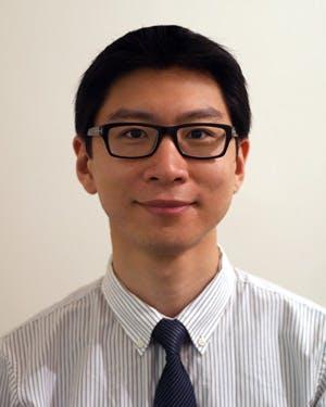 Photo of Dr Jinnan Cai