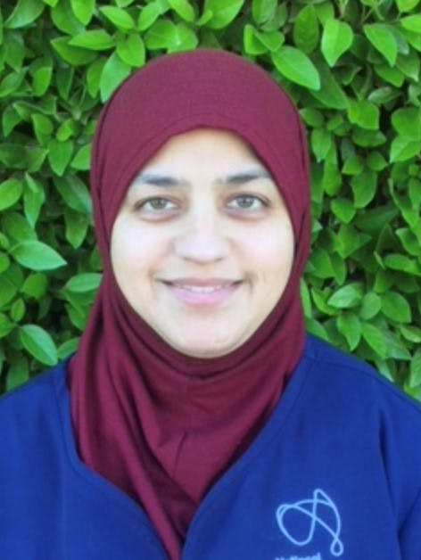 Photo of Dr Sheela Sampath