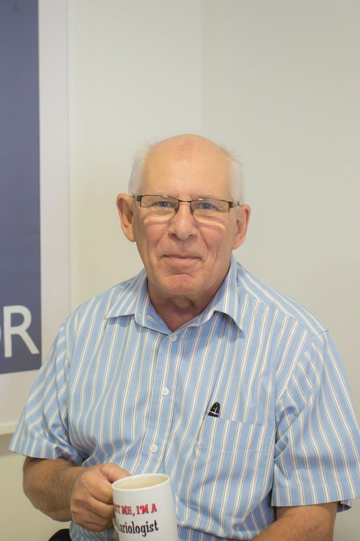 Photo of Dr Sean Murray-Smith