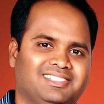 Dr Srinivas Vure Photo