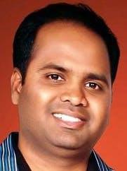 Photo of Dr Srinivas Vure