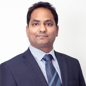 Dr Praveen Konadi Photo