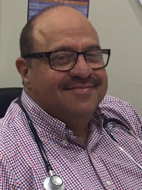 Photo of Dr Amir Philipos