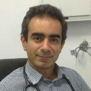 Dr Reza Modarres Photo