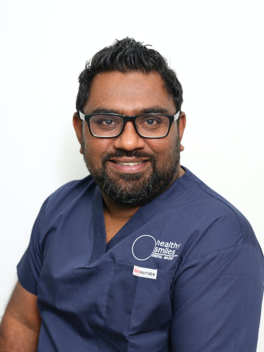 Photo of Dr Jeremy Perera