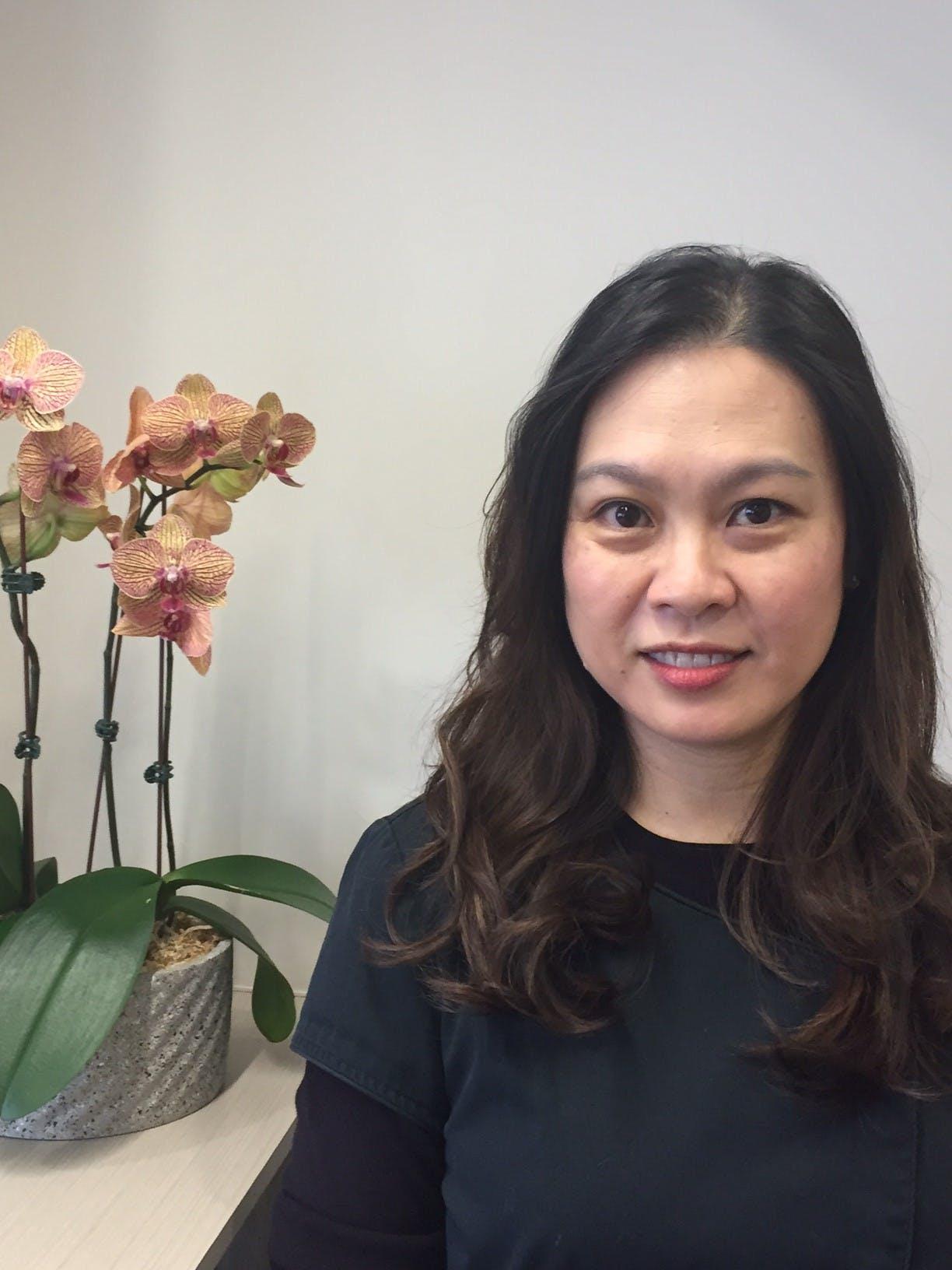 Photo of Dr Cynthia Chu
