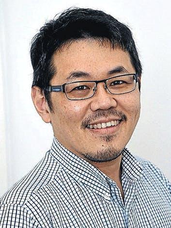 Photo of Dr Kay-Gay Mah