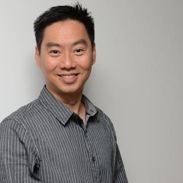 Dr Daniel Ong Photo