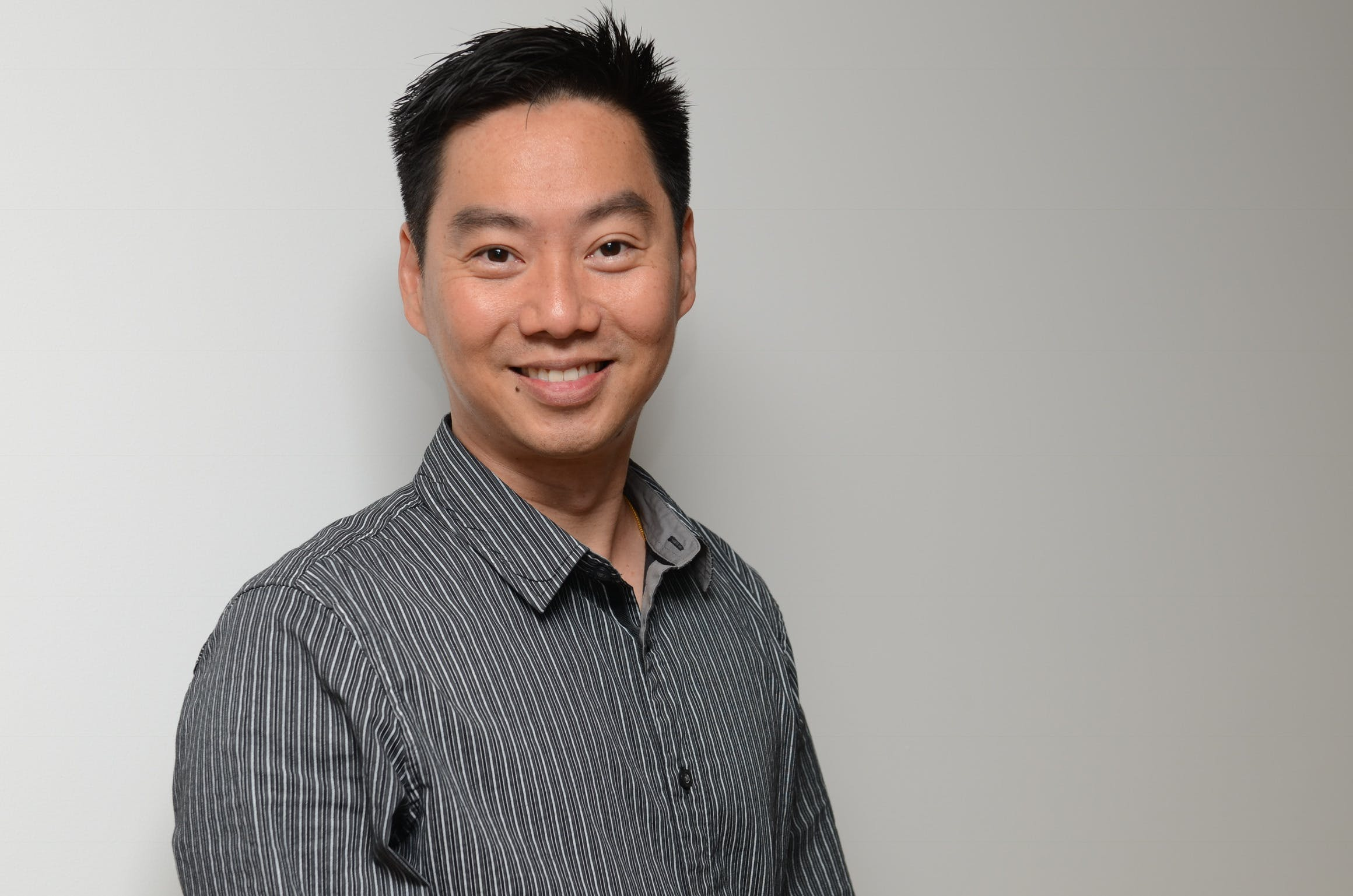 Photo of Dr Daniel Ong