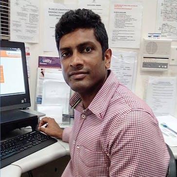 Dr Vasanth Govindappa Photo
