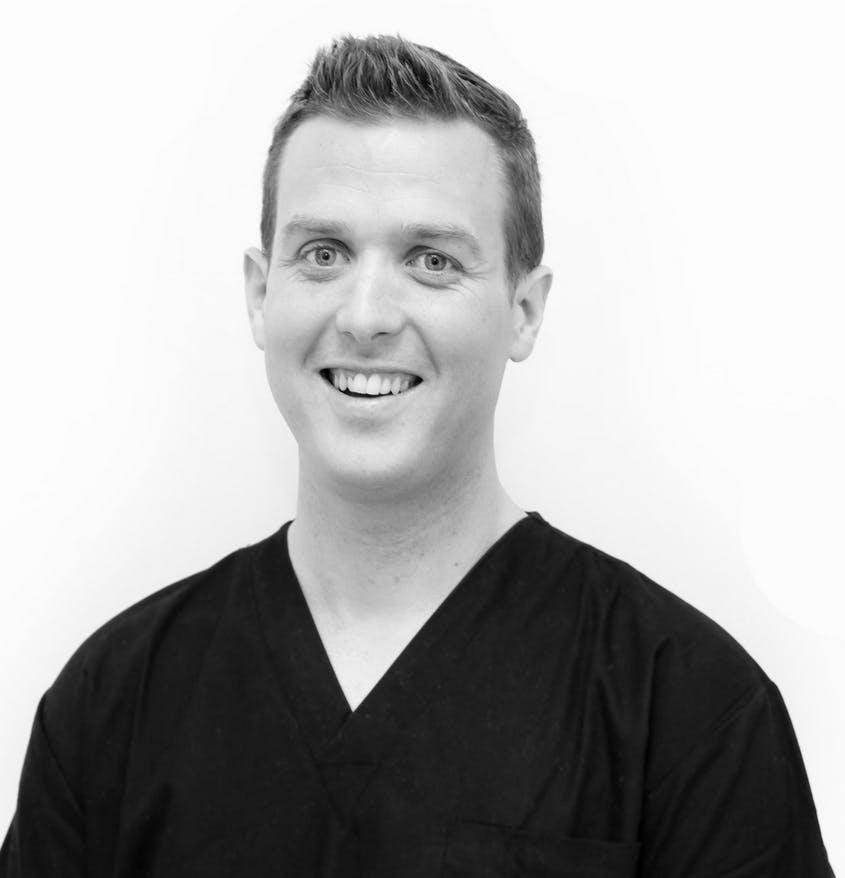 Photo of Dr Steven Parkinson