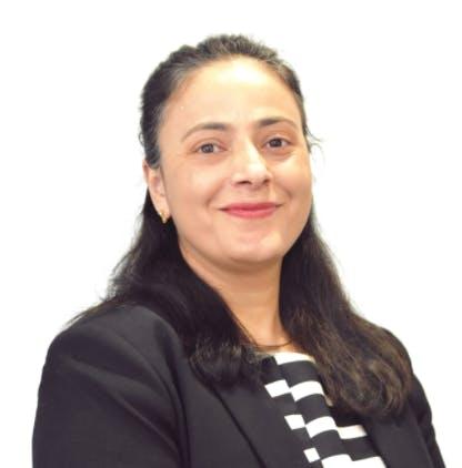Photo of Dr Divya Sabharwal