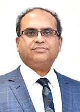 Photo of Dr Sanjeev Sabharwal