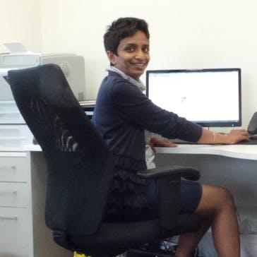 Dr Antoinette Kanagasuntherie Photo