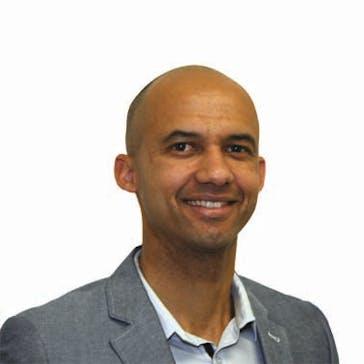 Dr Ebrahim Manuel Photo