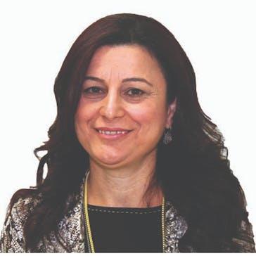 Dr Manal Saka Photo