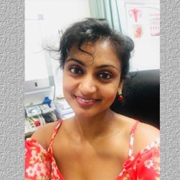 Dr Suhania Kulaendra Photo
