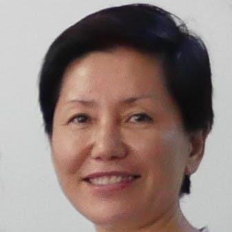 Photo of Dr Susan Wang