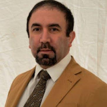 Dr Ahmar (Emanuel) Ghorban Por Photo