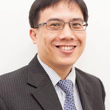 Dr Michael Chang Photo