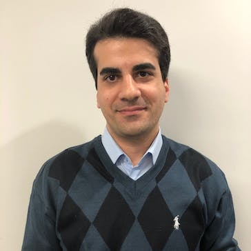 Dr Reza Amirtouri Photo